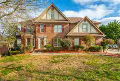 Chattanooga Single Family Home For Sale: 9724 Shadow Valley Cir