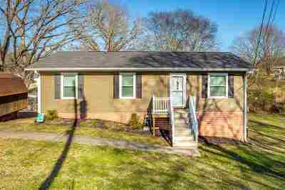 Single Family Home For Sale: 302 Tillman Ln