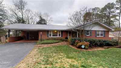 Single Family Home Contingency 48hr (+/-): 3755 Westview Drive NE