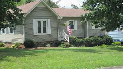 Cleveland Single Family Home For Sale: 160 Windtrace Drive NW
