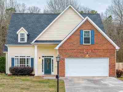 Ooltewah Single Family Home For Sale: 7939 Squirrelwood Court