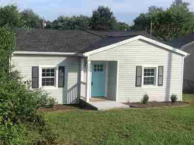 Single Family Home For Sale: 509 Congress Parkway
