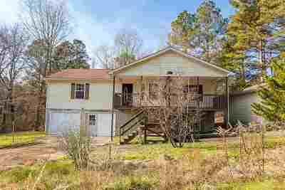 Single Family Home For Sale: 288 Old Mount Harmon Road NE