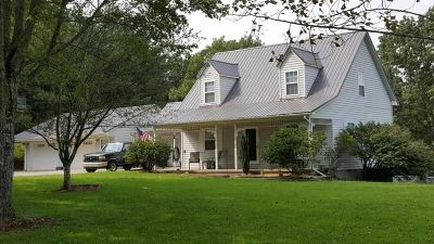 Pikeville Single Family Home For Sale: 9599 Griffith Rd