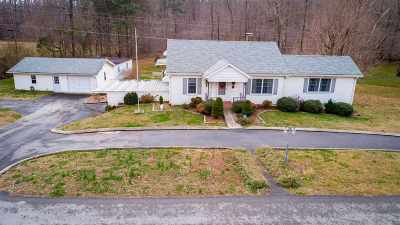 Single Family Home Contingency 48hr (+/-): 1503 Brymer Creek Road