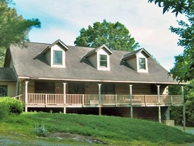 Tellico Plains Single Family Home For Sale: 1457 Smithfield Road