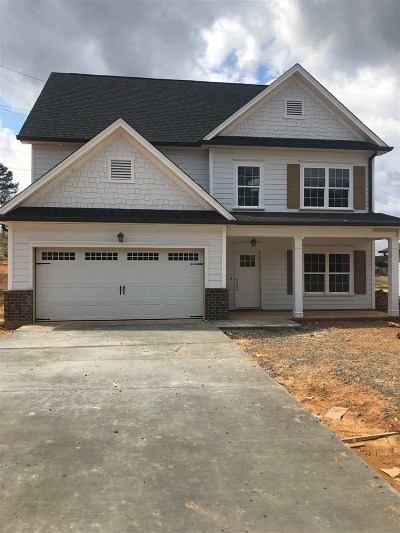 Timber Creek Single Family Home For Sale: 1834 Timber Creek Rd