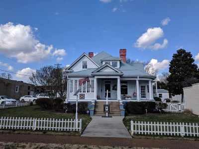 Athens Single Family Home For Sale: 202 E Washington Avenue