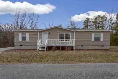 Dayton Single Family Home Contingent: 930 Bluff View Road