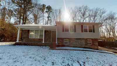 Rolling Brook Single Family Home Contingent: 1920 Greendale Drive NE