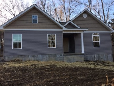 Etowah TN Single Family Home Contingent: $179,900