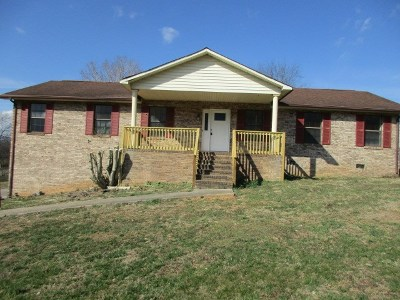 Pikeville Single Family Home For Sale: 10115 Upper East Valley Road