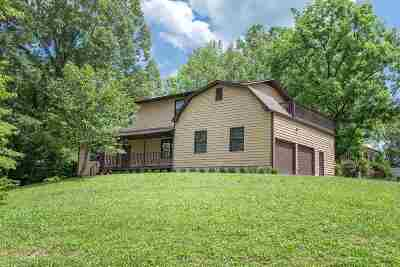 Soddy Daisy Single Family Home For Sale: 9446 Thrasher Trail