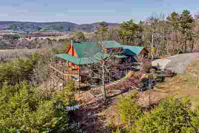 Tellico Plains Single Family Home Contingent: 114 Starrview Lane