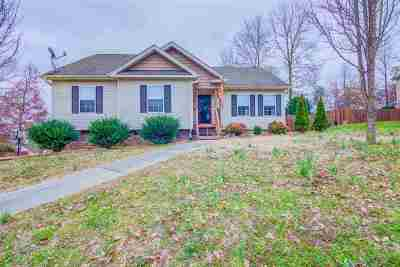 Cleveland Single Family Home Contingent: 208 Home Place Ct SE