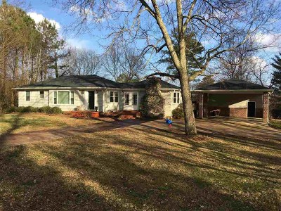 Cleveland Single Family Home Contingent: 2010 Glenwood Drive NW