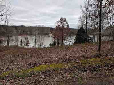 Rhea County Residential Lots & Land For Sale: Lot 9 Toestring Cove Road