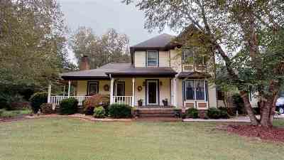Hickory Hills Single Family Home For Sale: 441 Hickory Hills Drive NE
