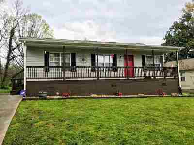 Single Family Home For Sale: 406 W. College St. W
