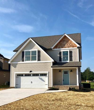 Cleveland Single Family Home For Sale: 1312 Stone Creek Trail