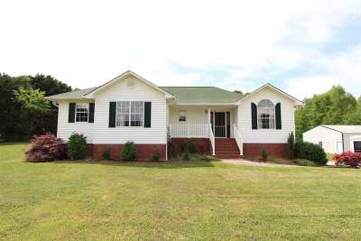 Single Family Home For Sale: 7879 Candies Creek Ridge Rd NW
