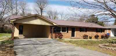 Cleveland Single Family Home For Sale: 4025 Ocoee Street NE