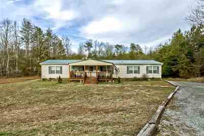 Calhoun Single Family Home For Sale: 1455 Highway 163