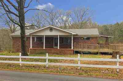Cleveland TN Single Family Home For Sale: $159,900