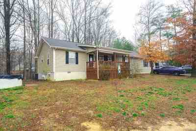 Old Fort Single Family Home Contingent: 126 Pine Dr