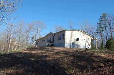 Riceville Single Family Home Contingent: 235 County Road 756