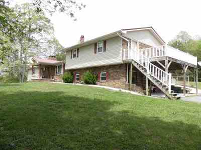 Single Family Home For Sale: 586 County Road 42
