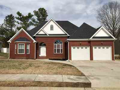 Cleveland Single Family Home For Sale: 2620 Sweet Bay Circle