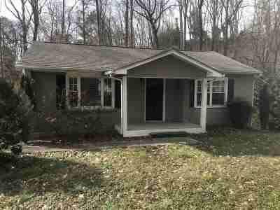 Single Family Home For Sale: 1205 Harrison Pike