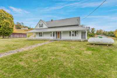 Madisonville Single Family Home For Sale: 214 Countryside Rd