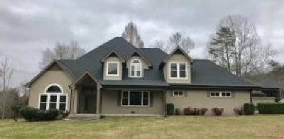 Ooltewah Single Family Home Contingent: 9123 Pleasant Lane