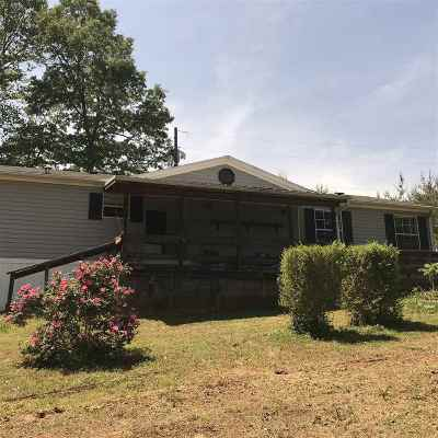 Single Family Home For Sale: 194 Guffey Road