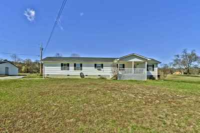 Riceville Single Family Home For Sale: 556 County Road 675