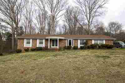 Englewood Single Family Home For Sale: 114 County Road 569
