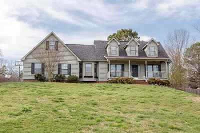 Hickory Hills Single Family Home For Sale: 1013 Old Charleston Rd NE
