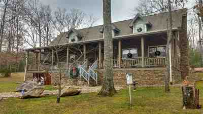 Tellico Plains Single Family Home For Sale: 581 Pond Ridge Road