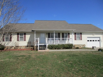 Spring City Single Family Home For Sale: 445 Pin Hook Road