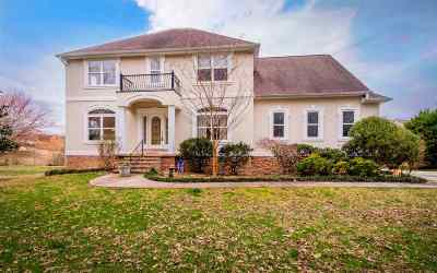 Single Family Home For Sale: 4444 Johnson Rd