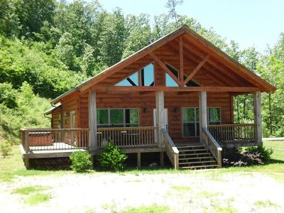 Tellico Plains Single Family Home For Sale: 5121 Highway 360