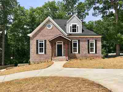 Benjamin Crest Single Family Home For Sale: 1023 Crossing Way