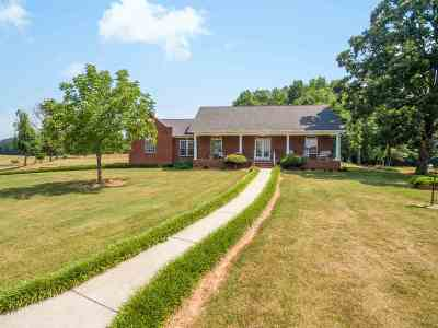Old Fort Single Family Home For Sale: 4119 Ladd Springs Road