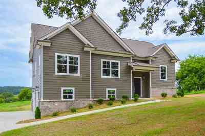 Single Family Home For Sale: Lot 28 Graywood Farms