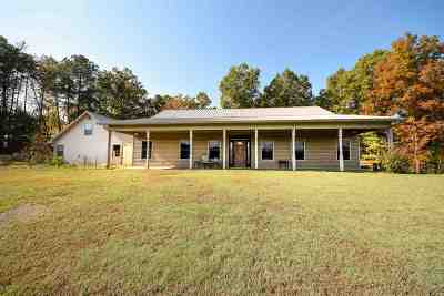 Benton Single Family Home For Sale: 154 Terry Ln