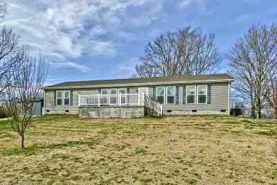 Niota Single Family Home Contingent: 611 Pond Hill Rd