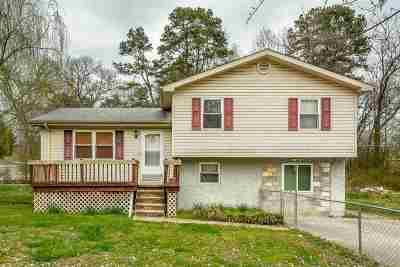 Single Family Home Contingent: 1607 N Chester Road