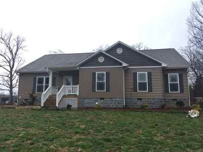 Single Family Home For Sale: 124 County Road 778